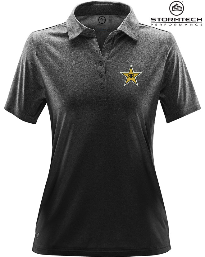 Women's Mirage Polo - Rockstar
