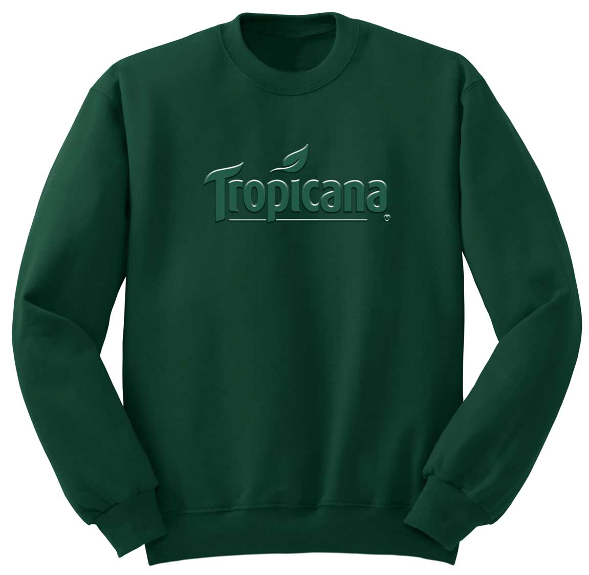 Comfort Zone Sweatshirt - Tropicana