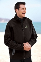 Men's Soft Shell Technical Jacket  - Amp Energy