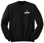 Comfort Zone Sweatshirt - Black - Amp Energy