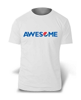 Awesome T-Shirt (White)