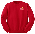 Comfort Zone Sweatshirt - Red - Fritolay