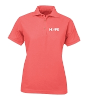 Ladies' Desert Sands Golf Shirt - Hope