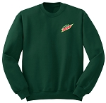 Comfort Zone Sweatshirt - Green - MTN Dew