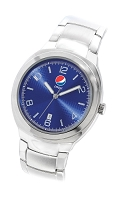 Men's Cruiser - Stylish Bracelet Wrist Watch - Pepsi