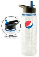 Tritan Water Bottle - Pepsi