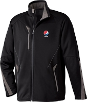 Men's Bonded Fleece Jacket - Pepsi