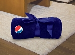 Super Luxious Plush Blanket - Pepsi