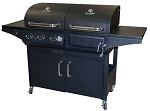 Combination Charcoal/Gas Grill