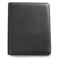 Brookstone® Leather iPad Stand