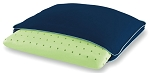 Brookstone Biosense  Memory Foam Travel Pillow