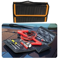 The Fold-Out Value Car Emergency Kit