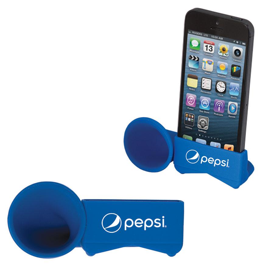 Mini Megaphone Amplifier For iPhone 5 - Pepsi