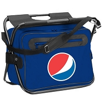 Cooler Chair - Pepsi Globe