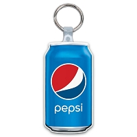 Pepsi Can Soft Keychain