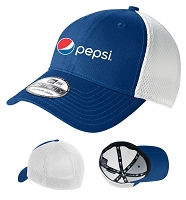 New Era® - Stretch Mesh Cap - Pepsi