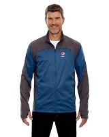 Men's Active Performance Stretch Jacke t- Pepsi