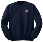 Comfort Zone Sweatshirt - Navy - Diet Pepsi