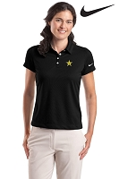 Nike Golf - Ladies' Dri-FIT Pebble Texture Polo - Rockstar