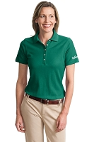 Ladies' EZCotton Pique Polo - Tropicana