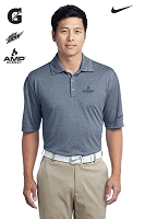 Men's Nike Golf Dri-FIT Heather Polo