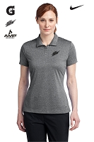 Ladies' Nike Golf Dri-FIT Heather Polo