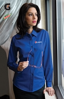Ladies' Long Sleeve Easy Care Shirt