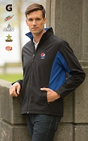 Men's Everyday Color Block Soft Shell Jacket