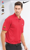 Men's Nike TW Seasonal Emboss Polo