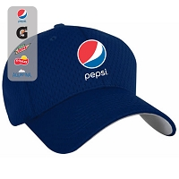 Constructed Athletic Mesh Performance Sport Cap