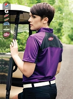 Ladies' Savoy Golf Shirt