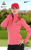 Ladies' Nike Lucky Azalea ½ Zip 2.0 Pullover