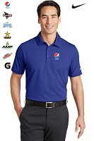 Nike Golf Dri-FIT Solid Icon Pique Polo