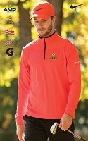 Nike Dri-FIT ½ zip L/S top