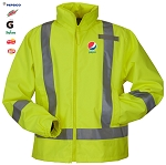 High Visibility Spring Jacket - Pepsi