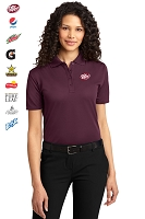 Ladies Dry Zone® Ottoman Polo