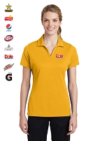 Ladies PosiCharge® RacerMesh  Polo