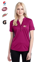 OGIO® Ladies' Gaze Henley