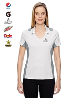 Ladies' Reflex UTK cool logik  Performance Embossed Print Polo