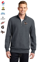 Super Heavyweight 1/4-Zip Pullover Sweatshirt