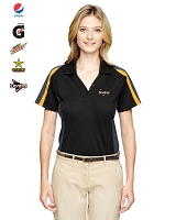 Ladies' Strike Colourblock Snag Protection Polo