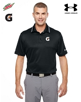 Men's Under Armour coldblack Address Polo