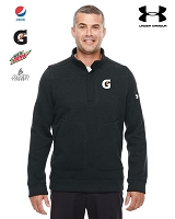 Men's Under Armour Elevate Quarter-Zip Sweater