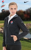 Nike Ladies Windproof Anorack Jacket