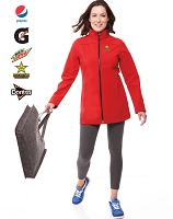 Ladies' Vernon Softshell Jacket
