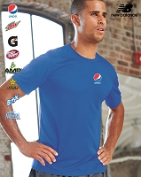 New Balance Men's NDurance Athletic T-shirt