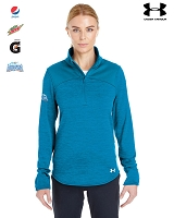 Ladies' UA Expanse Quarter-Zip Pullover