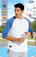OAKLEY Drop In Raglan Tshirt