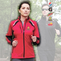 Ladies' Hybird Softshell Jacket