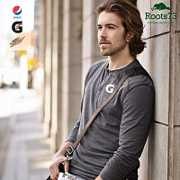 Men's Riverrock Roots73 Henley Shirt
